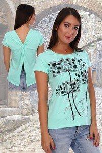 Блузка Риголетто - фото 1