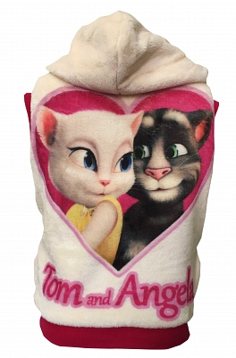 "Жилетка ""Tom and Angela"" - фото 1"