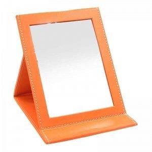 Зеркало настольное, L20 W13 H2 см оптом - фото 1