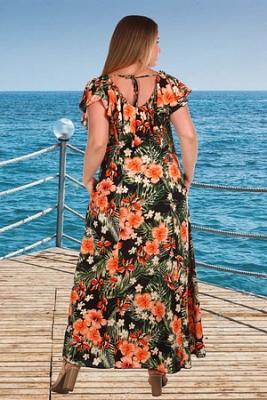 Платье 1311 - фото 1
