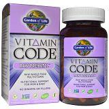 Garden of Life, Vitamin Code, Raw Prenatal, 90вегетарианских капсул