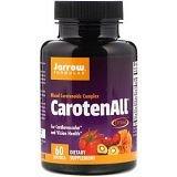 Jarrow Formulas, CarotenALL, комплекс из смеси каротиноидов, 60 мягких таблеток