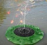 Фонтанчик для сада на солнечной батарее