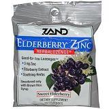 Zand Elderberry Zinc Herbalozenge Sweet Elderberry